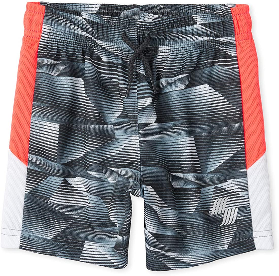 The Children's Place Boys' Printed Athletic Shorts