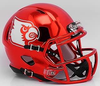 Riddell NCAA Unisex Helmet Replica Mini Speed Style Chrome Alternate