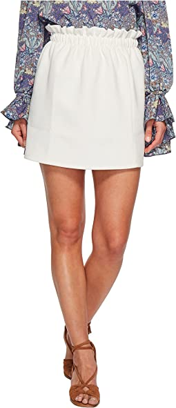 Bishop + Young - Paperbag Mini Skirt