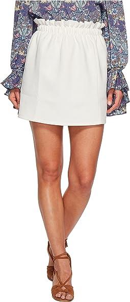 Bishop + Young - Paperbag Mini Skirt