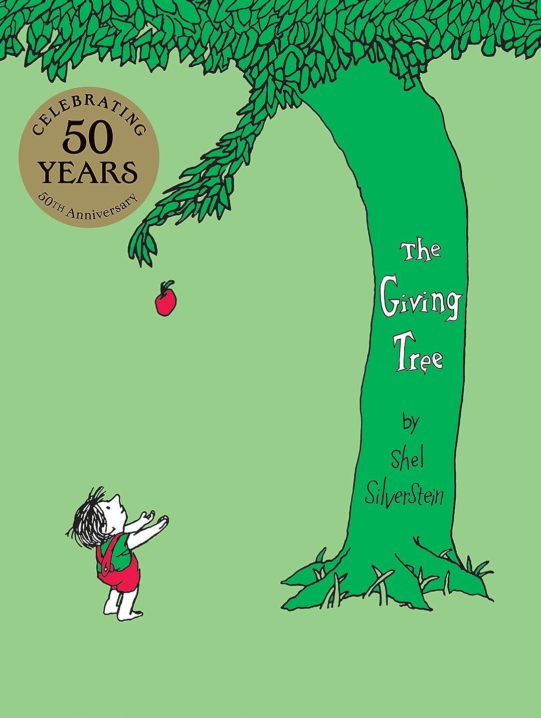 イタリック姓柔らかいThe Giving Tree (English Edition)