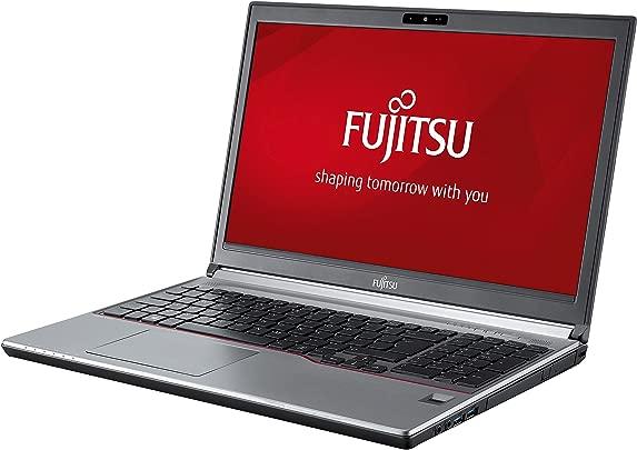 Fujitsu VFY E7540MXP11DE LifeBook E754 39 6 cm 15 6 Zoll Laptop Intel Core i7-4702MQ 2 2GHz 8GB RAM 256GB SSD Win Pro grau Schätzpreis : 799,95 €