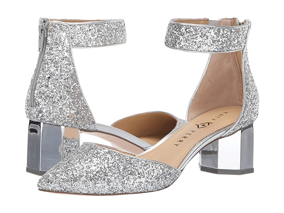 Katy Perry The Jo (Silver Chunky Glitter) Women