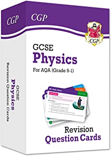 9-1 GCSE Physics AQA Revision Question Cards
