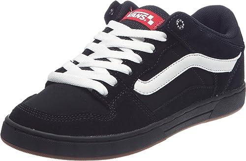 Vans M Baxter, Baskets mode homme - Noir (Black/White/Gum), 41 EU ...