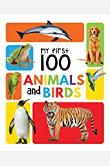 My First 100 Animals And Birds Kindle Edition