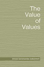 The Value of Values (Public Talks Book 5)