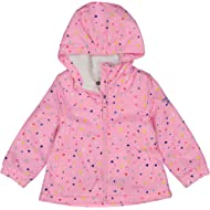 Girls' Midweight Jacket with Fleece Lining