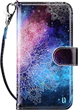 ULAK iPod Touch 7 Wallet Case, iPod Touch 6 Case with Card Holder, Premium PU Leather..
