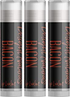 Bacon Lip Balm - Three Pack