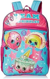 شكل SHOPKINS الفردي للفتيات مع حقيبة غداء