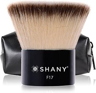 SHANY Deluxe Kabuki Blend and Contour Brush, Black