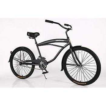 Via Veneto - Bicicleta, Hombre, green matt: Amazon.es: Deportes y ...