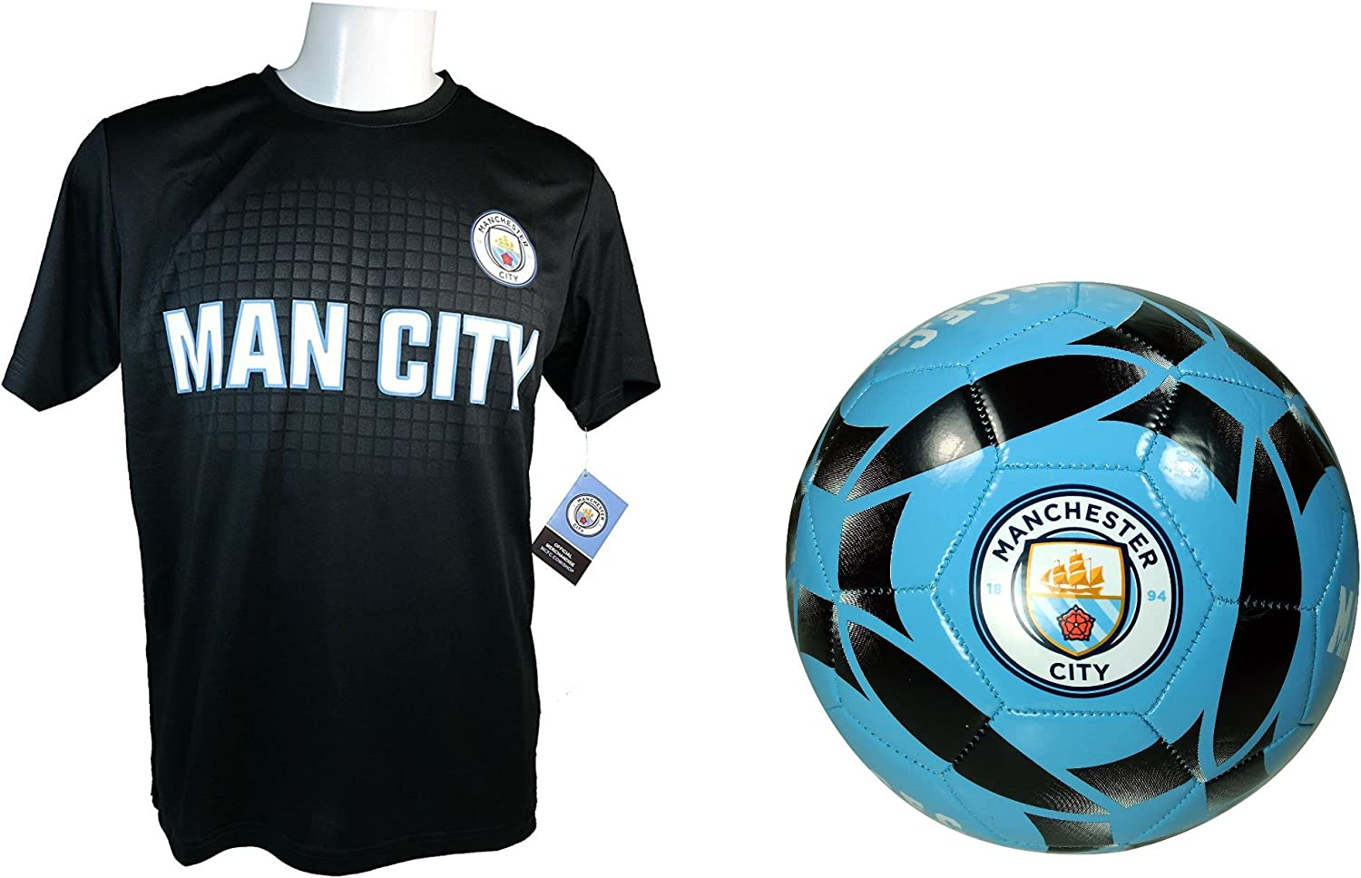 Manchester City Inexpensive F.C. Soccer Si Jersey Sale price Training Official