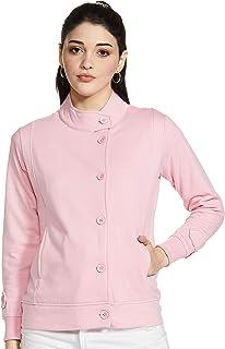 Qube By Fort Collins Women's Fleece Sweatshirt