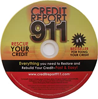 Credit Report 911 Credit Repair eBook & Software