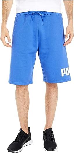 "Big Fleece Logo 10"" Shorts"