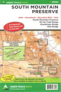 South Mountain Preserve: Hike, Horseback, Mountain Bike, Walk