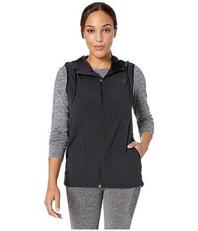 The North Face Mountain Sweatshirt Vest (TNF Black) Women