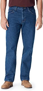Men's 501 Original Shrink-to-Fit Jeans Men's Slim-fit Stretch Jean Men's Relaxed-Fit Core Jean Jean Men's Classic 5-Pocket Relaxed Fit Cotton Jean