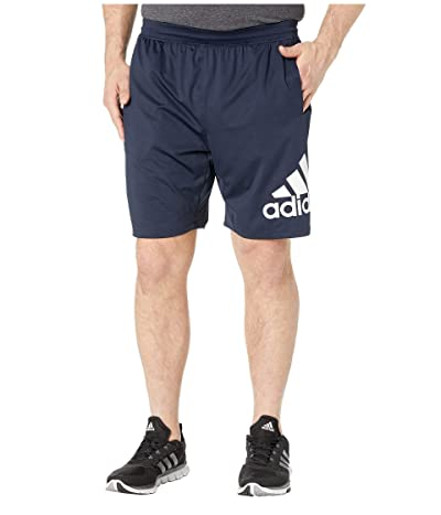 adidas 4KRFT 9 Badge of Sport Shorts (Legend Ink) Men