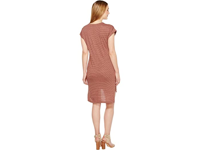 Alternative Jersey Yarn Dye Stripe Escapade Dress