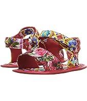Dolce & Gabbana Kids - Mambo Broccade Sandal (Infant/Toddler)