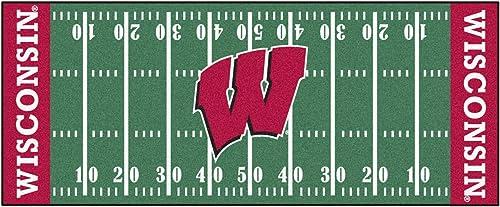 FanMats University of Wisconsin Runner Mat F0007568