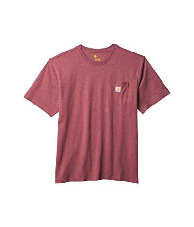 Carhartt Workwear Pocket S/S Tee K87 (Iron Ore Heather) Men
