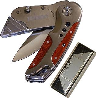 Rolson Tools 62852 2-i-1 Handelskniv