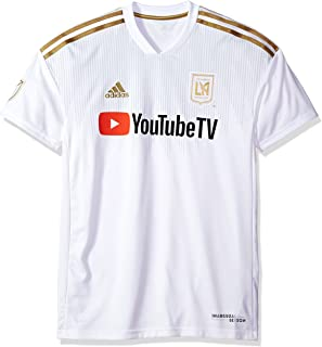 adidas MLS Los Angeles Football Club Away Stadium Jersey 2017-18