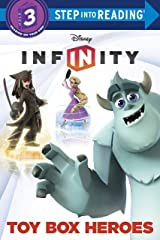 Toy Box Heroes (Disney Infinity) (Step into Reading) Kindle Edition