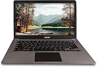 Fusion5 14.1inch A90B+ Pro 64GB Windows 10 Laptop - 4GB RAM, 64GB Storage, Full HD IPS, Bluetooth, 2MP Webcam, Dual Band W...