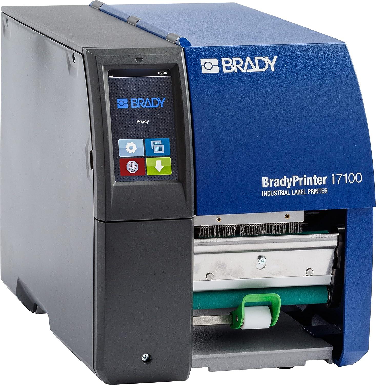 Brady Indianapolis Mall Product i7100 600dpi Industrial Label - Heavy-D Peel Printer Model