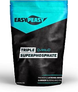 Triple Super Phosphate 0-46-0 Easy Peasy Plants 99% pure (20lb)