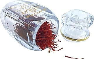 Superior Saffron Threads (Premium) All-Red Saffron / Highest Quality Saffron for your Paella, Risotto,Tea,Rice and Basmati Rice (Super Negin), 1 gram