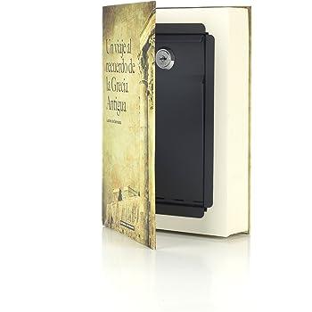 HMF 1608-02 Caja fuerte para documentos, Caja de caudales, cerradura electrónica con cable metálico, 33 x 29,5 x 7,5 cm: Amazon.es: Bricolaje y herramientas