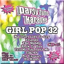 PARTY TYME KARAOKE: GIRL POP 32 / VARIOUS