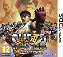 Super Street Fighter IV (3D Edition) [PEGI]