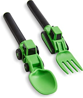 bulldozer fork and spoon