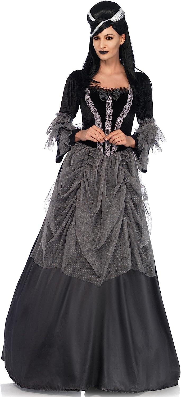 Leg Avenue Women's Velvet Victorian Costume Gown Limited Finally popular brand time for free shipping Ball