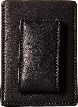 Bosca Washed Collection - Deluxe Front Pocket Wallet