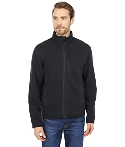 Filson Ridgeway Fleece Jacket (Black) Men