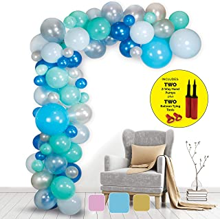 Best blue balloon arch Reviews