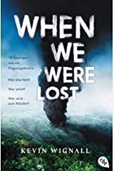 When we were lost (German Edition) Formato Kindle