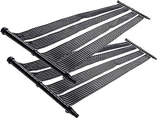 Nemaxx 2X Calentador Solar SH3000 3 m - calefacción Solar para Piscina, calefacción Solar, Piscina climatizada, colector Solar para Piscina, Tratamiento de Agua Caliente