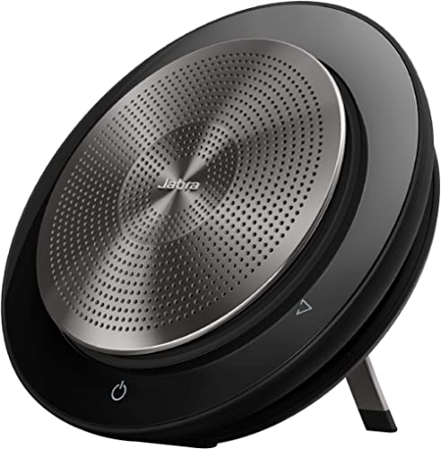 Jabra Speak 750 UC Wireless Bluetooth Speaker for Softphones and Mobile Phones – Easy to Set Up – Lightweight, Portab...