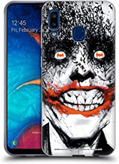 Official Batman DC Comics Detective Comics 880 Famous Comic Book Covers Soft Gel Case Compatible for Samsung Galaxy A20 / A30 (2019)