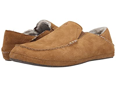 OluKai Moloa Slipper (Tobacco/Tobacco) Men