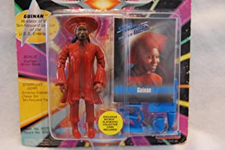 Star Trek The Next Generation Guinan 4 inch Action Figure